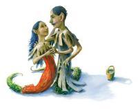 Ilustrace z knihy Bojnickí búbeli