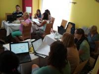 Dvoudenní setkání expertního týmu