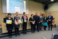 Ocenění pro Městskou knihovnu Hustopeče