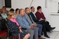 Oficiální hosté 42. semináře knihovníků muzeí a galerií v Písku v roce 2018