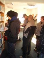 Městská knihovna Olešnice