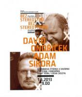 David Ondříček (režisér) a Adam Sikora (kameraman) filmu Ve stínu, ceněném Cenou Český lev.