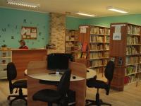 Okres Břeclav: Místní knihovna Brod nad Dyjí