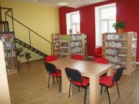 Obecní knihovna Ratíškovice