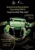 Plakát robotické soutěže