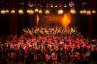 Ples v Opeře, foto: Felix Abraham