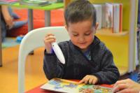 Podpora čtení dětí