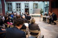 V roce 2017 Parlamentní knihovna spolupořádala představení Encyklopedie českých právních dějin