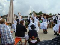 Prezentace Ždánic v rakouské partnerské obci v rámci akce Hledání společných kořenů