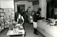 Znojemská knihovna v roce 1977