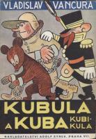 První vydání Vančurovy pohádky z roku 1931 doprovodil svými ilustracemi Ondřej Sekora. Zdroj Městská knihovna v Praze