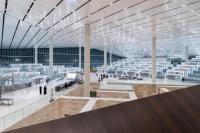 Qatar National Library - interiér