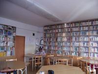 Gymnázium Řečkovice – školní knihovna
