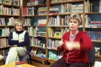 Energická Věra Řeháčková dokázala debatovat s dětmi celé čtyři hodiny