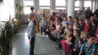 Recitační přehlídka pro žáky 1. - 3. ročníku základních škol 2014 (foto: archiv Městské knihovny Blansko)
