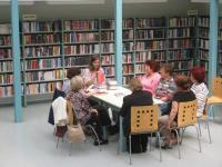 Akce knihovny pro seniory