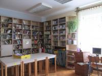 Školní knihovna TGM Končenice