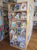 Školní knihovna TGM Končenice - periodika
