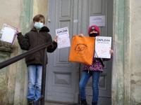 Slavnostní vyhlášení výsledků soutěže, Městská knihovna Židlochovice