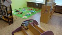 Obecní knihovnu ve Sloupě