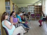 Spolek maminek na mateřské Wrtulka - přednáška o kojení