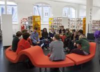 Stadtbib Jugendbereich LSB
