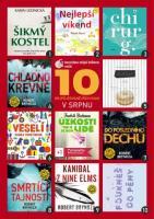 Top knihy v srpnu 2020