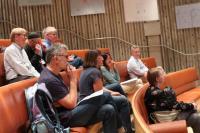 Účastníci setkání, foto Rostislav Krušinský
