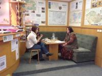 Návštěva knihovny ve Velkých Pavlovicích