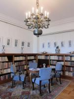 Vily Stiassni - interiér
