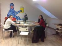 Návštěva knihovny ve Vrbici