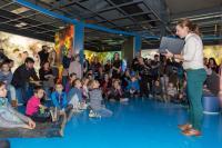 Čtení vítězných prací soutěže ve Hvězdárně a Planetáriu Brno