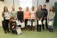 Vyhodnocení soutěže v Městské knihovně Blansko