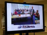 """Webinář """"Média a přínosy česko-saského knihovnického sdružení - Studium, výuka a výzkum v prostoru učení bez hranic"""""""