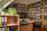 Obecní knihovna v Železném, foto: Radmila Pavlíčková