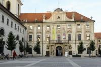 Budova Místodržitelského paláce Moravské galerie, foto: archiv MG