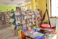 Oddělení pro děti a mládež, foto autorka