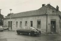 Pobočka KJM v Bystrci u ZOO v roce 1988