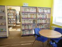 Okres Hodonín: Místní knihovna Čejč