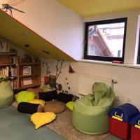 Městská knihovna Znojmo - dětský koutek