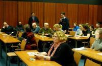 Diskuze a dotazy po přednášce dr. Milana Řepy