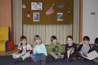 Měsíc čtenářů v Městské knihovně Hodonín