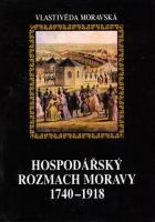 Hospodářský rozmach Moravy