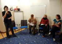 Pracovní setkání IVU SDRUK - foto J. Leparová