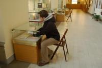 Papír a kniha v Klementinu
