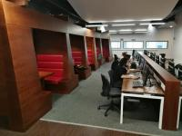 Rekonstrukce přízemí zcela proměnila charakter Knihovny Univerzity v Glasgowě.