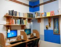 Městská knihovna Polička - foto J. Leparová