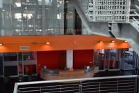 Vstupní prostory knihovny