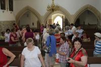 Kostel Kurdějov