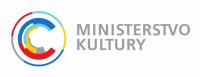 Logo Ministerstva kultury ČR